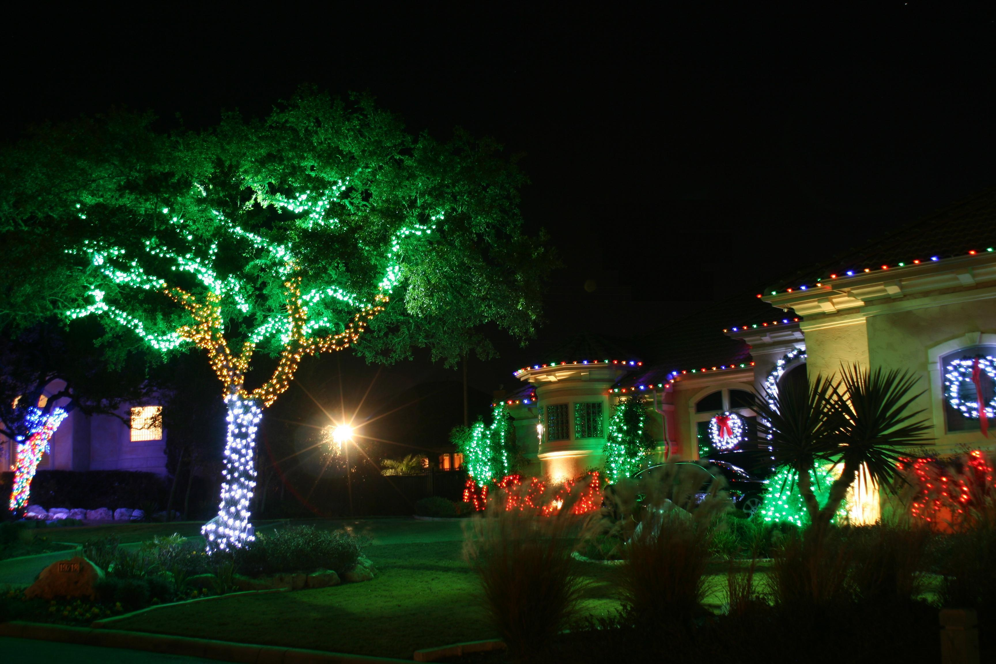 Inspiring Pictures Of Christmas Decorations Outside Christmas.