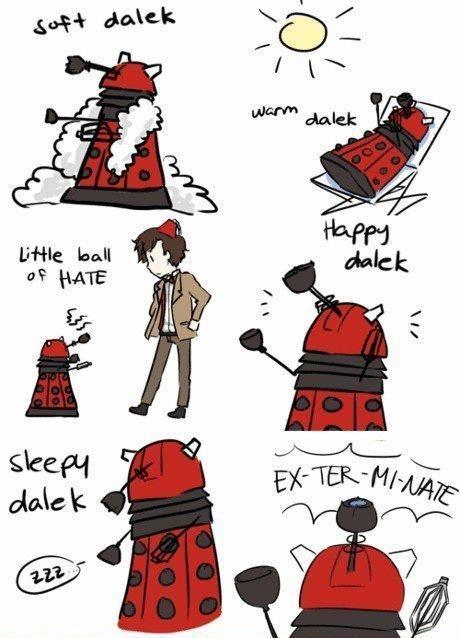 1000+ images about Daleks on Pinterest.
