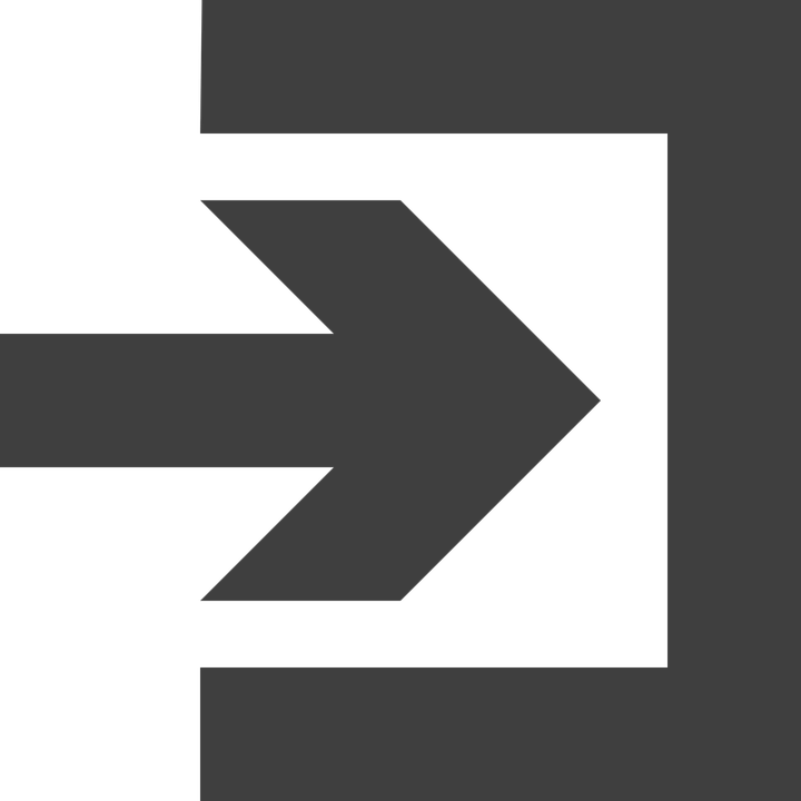 Free vector graphic: External Link, Right, Next, Proceed.