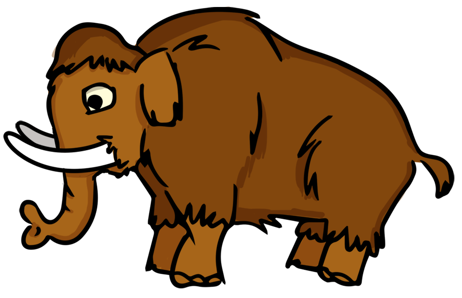 Extinct Clipart.
