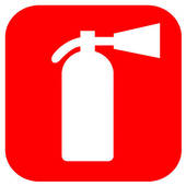 Fire extinguisher Clip Art and Stock Illustrations. 1,730 fire.