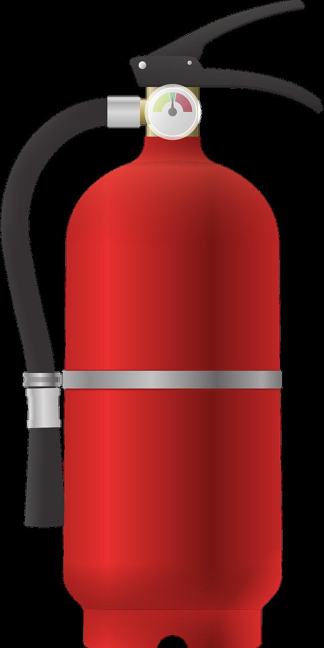 Free Fire Extinguisher Clip Art.
