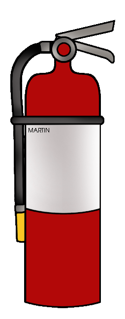 Fire extinguisher images clipart.