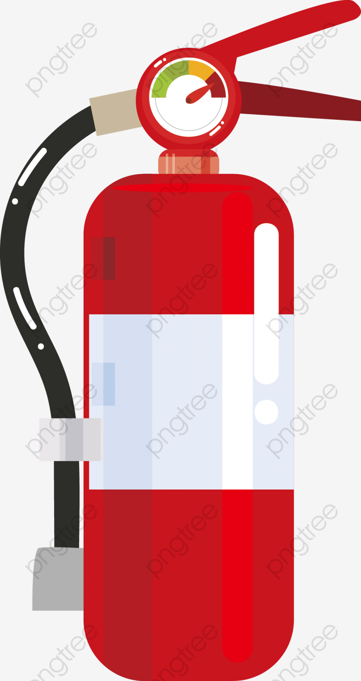 Extintores De Incêndio Vector, Extintor De Incêndio, De Combate A.