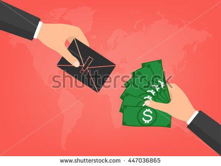 Ransom Money Stock Vectors, Images & Vector Art.
