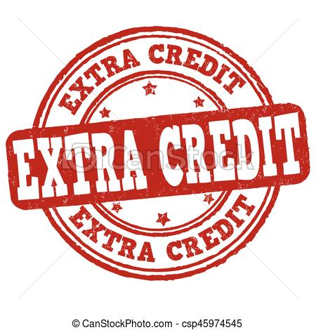 Extra credit clipart 6 » Clipart Station.