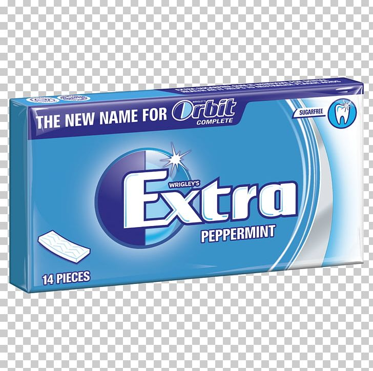 Chewing Gum Peppermint Extra Wrigley Company Orbit PNG, Clipart.