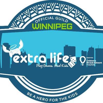 Extra Life Winnipeg (@Extra_LifeWPG).
