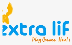Extra Life Logo PNG Images.
