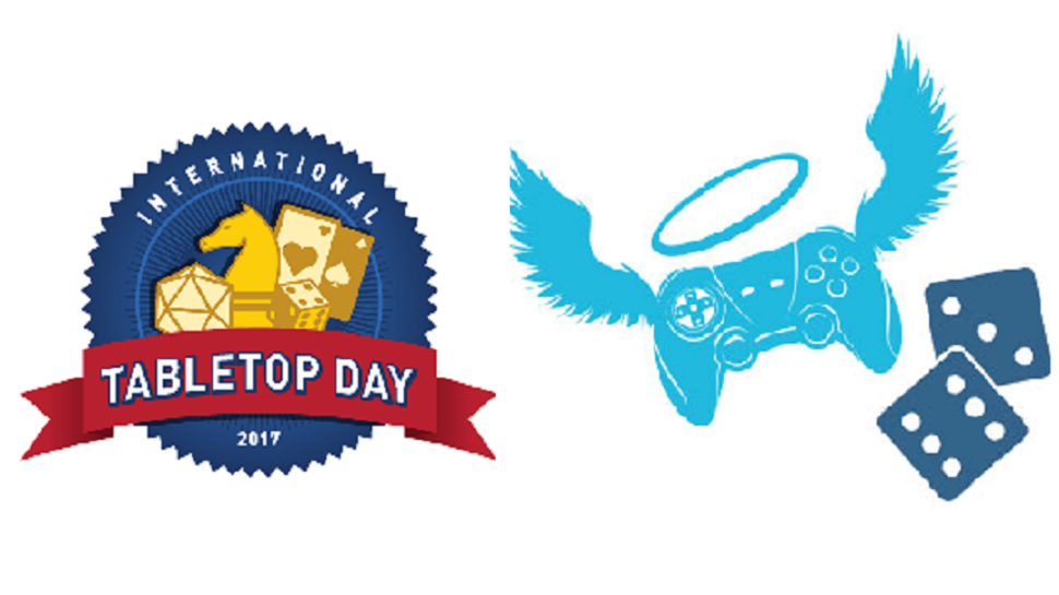 International Tabletop Day Teams Up with Extra Life!.