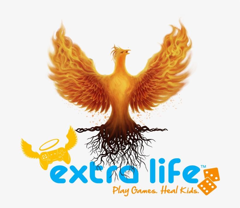 Extra Life Charity Stream.