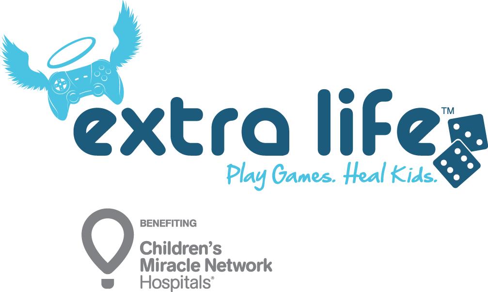 Extra Life Gaming Marathon: Play Games. Heal Kids..
