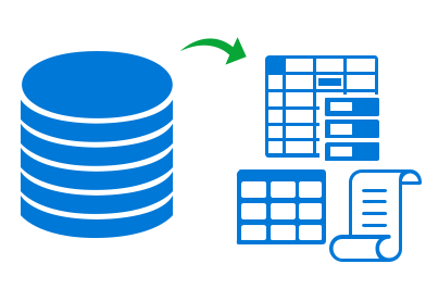 Retrieve & Extract Data From SQL Server MDF File.