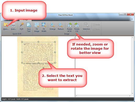 How to Extract Text from Images (OCR)?.