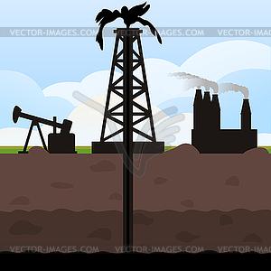 of oil.