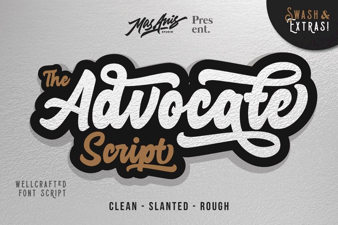 Advocate Script and Extras.