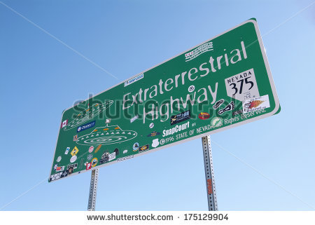 Area 51 Stock Images, Royalty.
