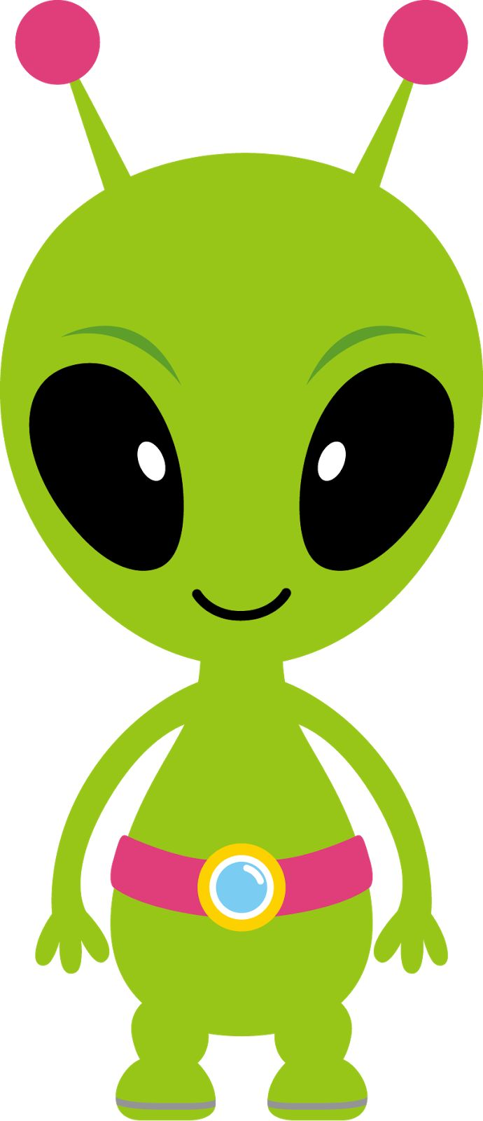 extraterrestrial paul clipart