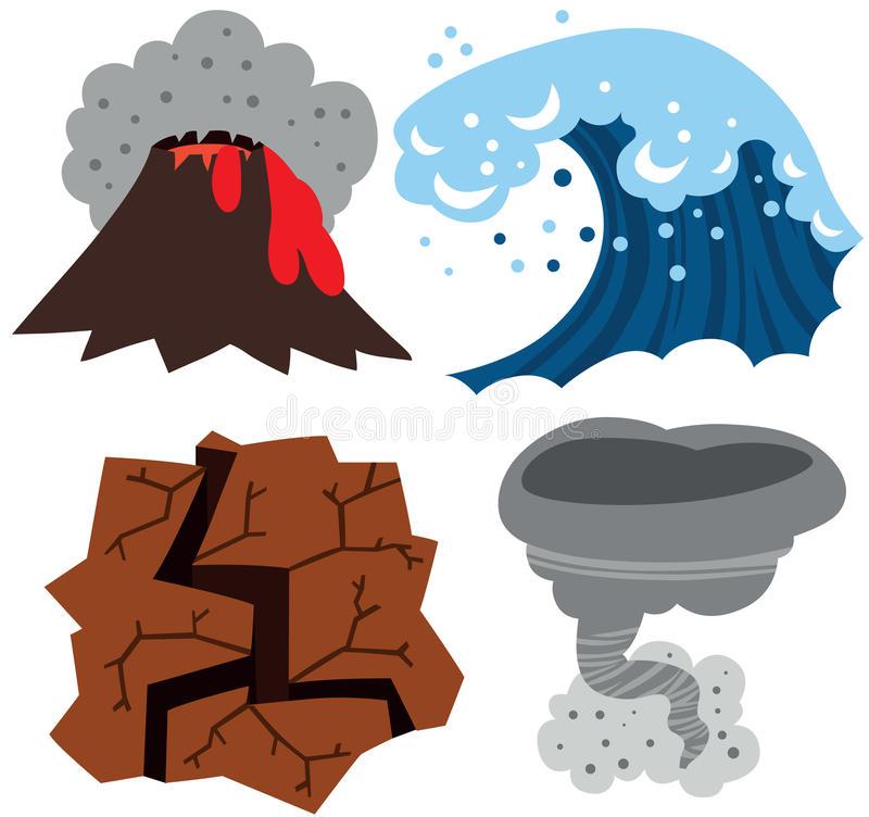 Extreme Weather Stock Illustrations.