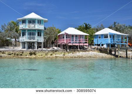 Exuma Bahamas Stock Photos, Royalty.