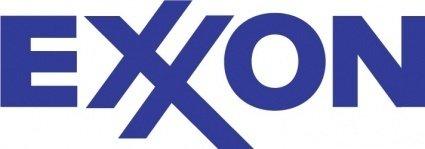 Exxon logo logo in vector format .ai (illustrator) and .eps.