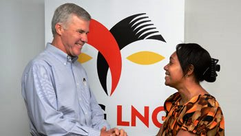 PNG LNG.