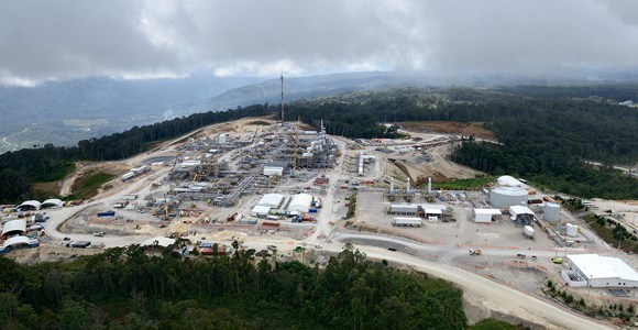 Training of PNG's LNG technicians steps up.