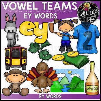 Long E Vowel Team.