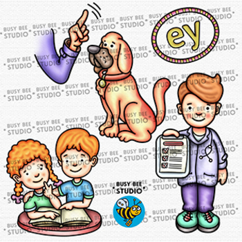 EY Words ClipArt.