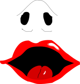 Nose And Mouth Clipart.