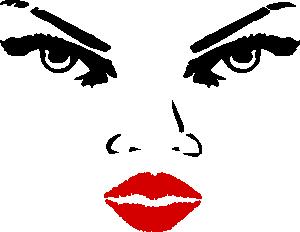 Woman Eyes Clip Art at Clker.com.