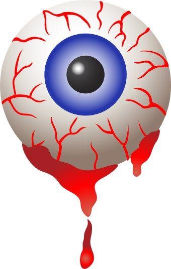 Eye balls clipart #14