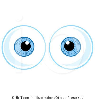 Eye balls clipart #18