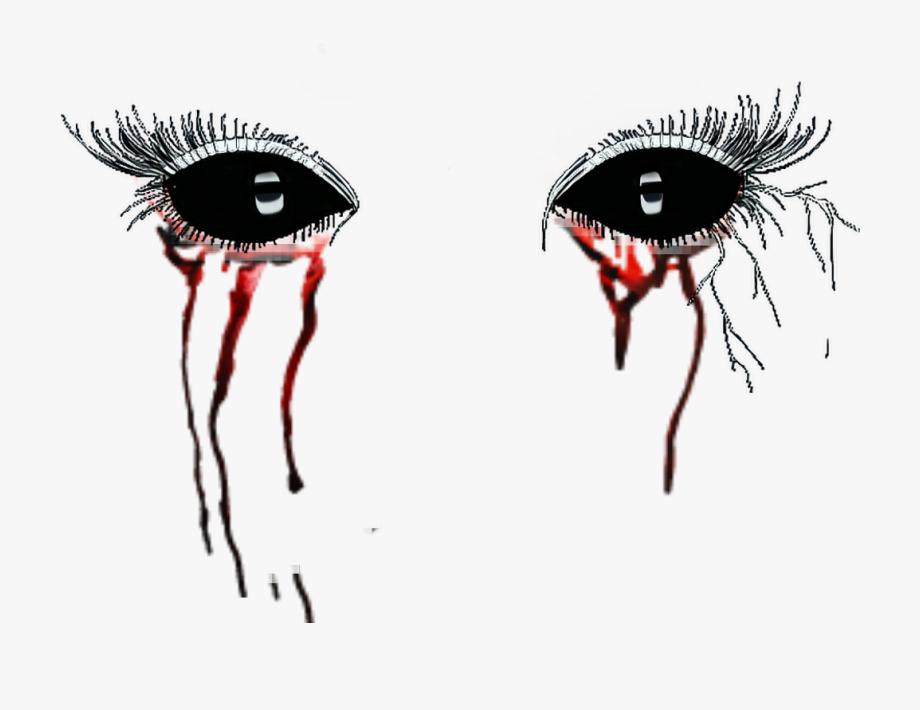 blood #demon #blackeyes #scaryeyes #halloween.