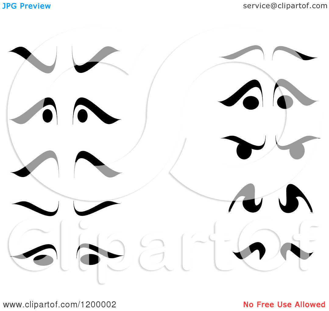 eye brouse clipart - Clipground