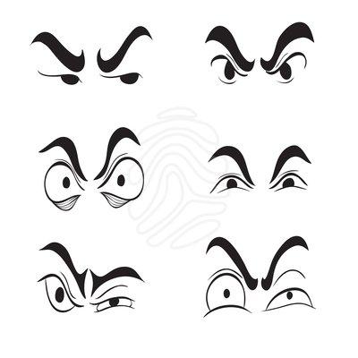 Showing post & media for Cartoon eyebrows clip art.