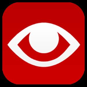 Eye cancer.