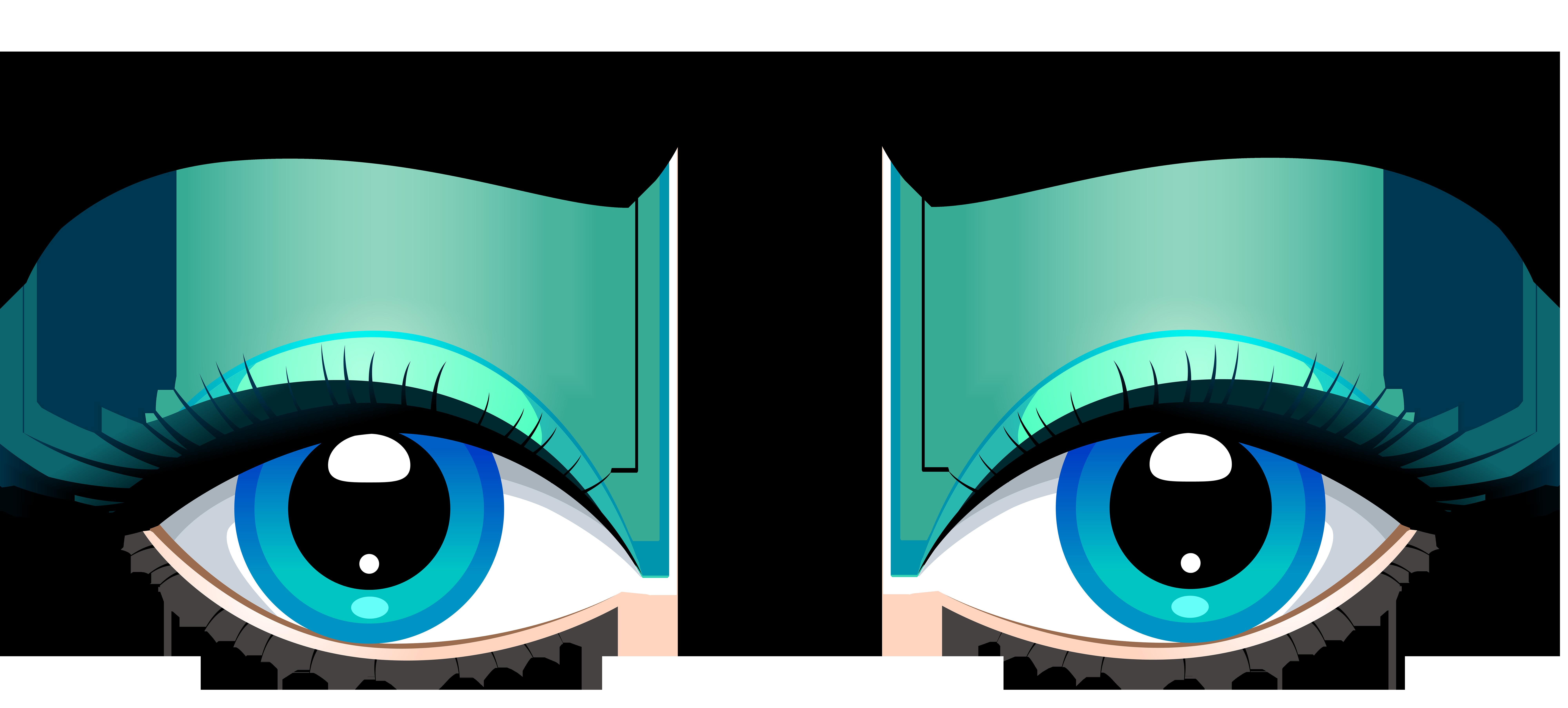 Eyebrow Clip art.