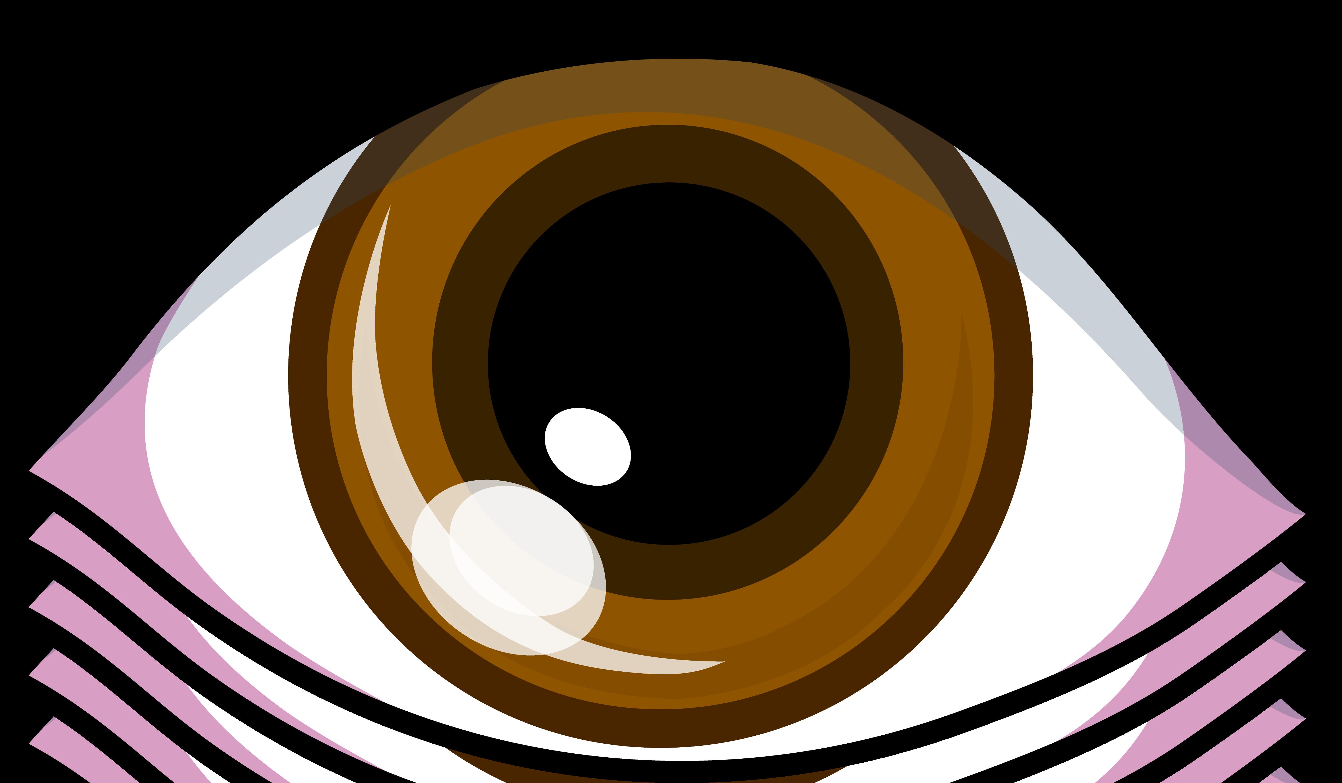Best Brown Eyes Clipart #18275.