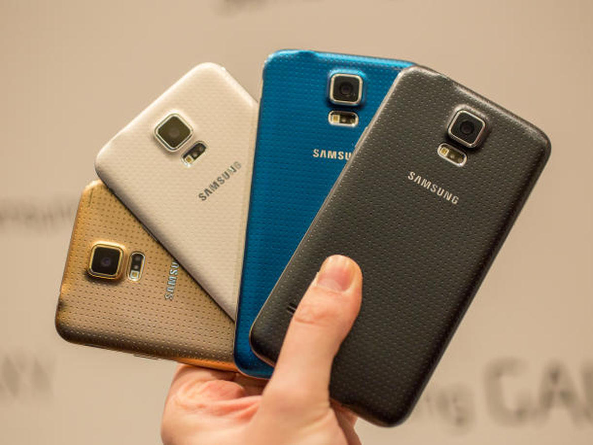 Google's Android Lollipop update improves the Samsung Galaxy S5.