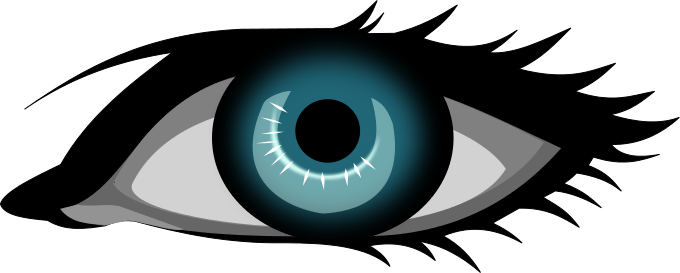 Free Eye Color Clipart.