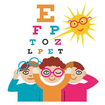5,919 Eye Exam Stock Vector Illustration And Royalty Free Eye Exam.