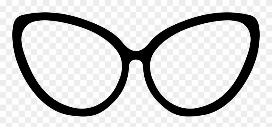Free Clip Art Eye Glasses.