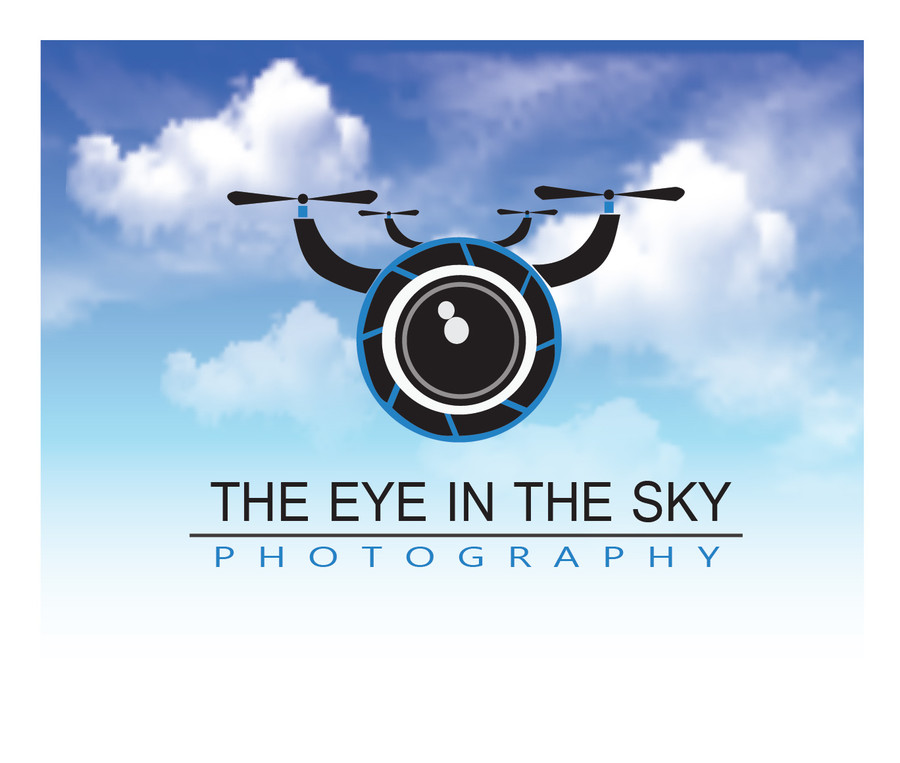 Design a Logo for The Eye In The Sky Photography.