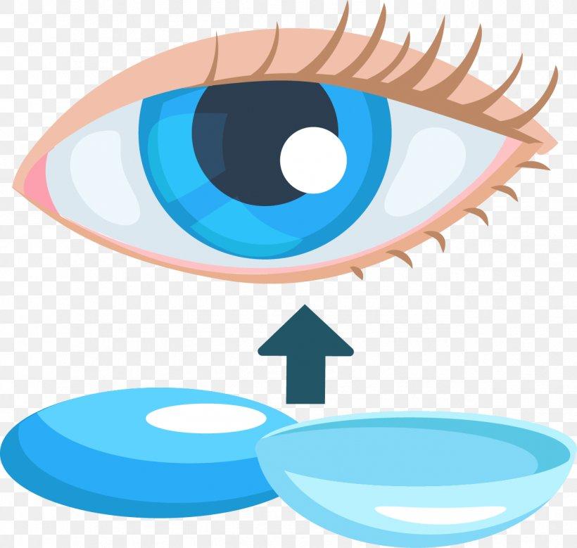 Eye Contact Lens Clip Art, PNG, 1287x1223px, Eye, Aqua.