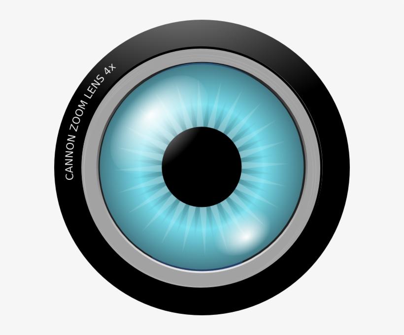 Lens Clipart Iris.