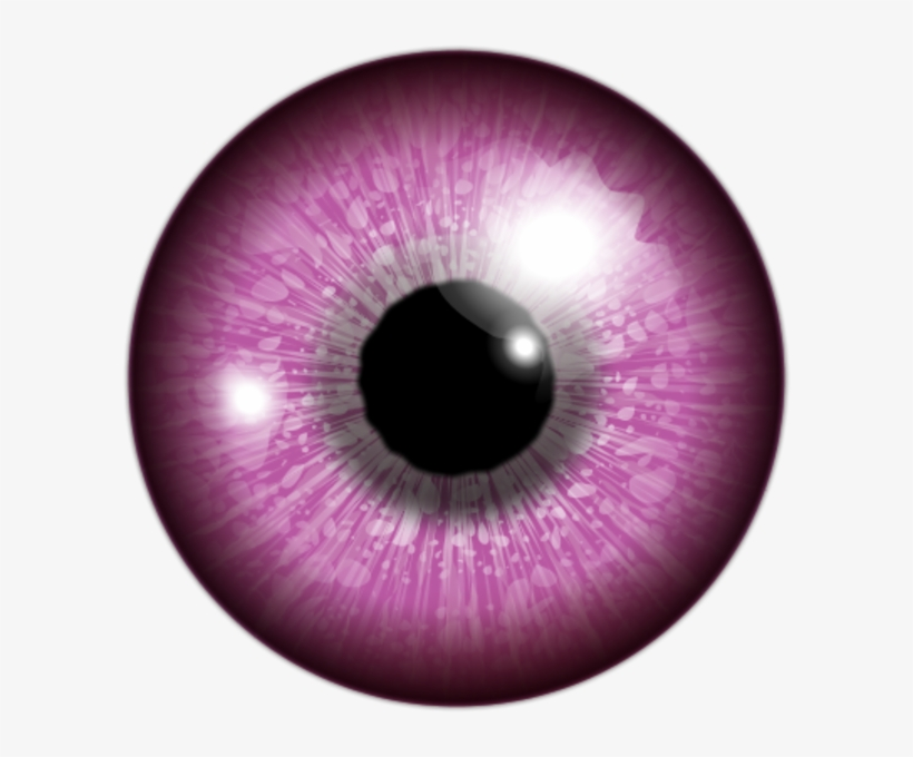 Large Eye Clipart.
