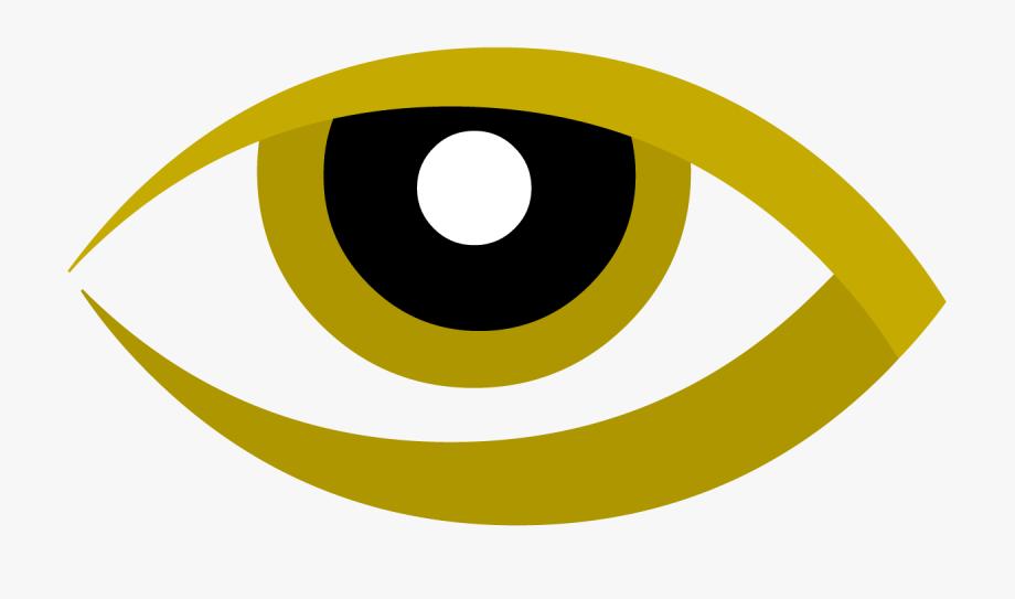 Eyeball Clipart Logo Design.