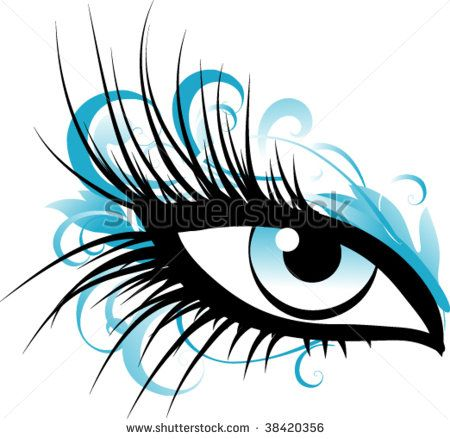 Eye Makeup Clipart Clipground