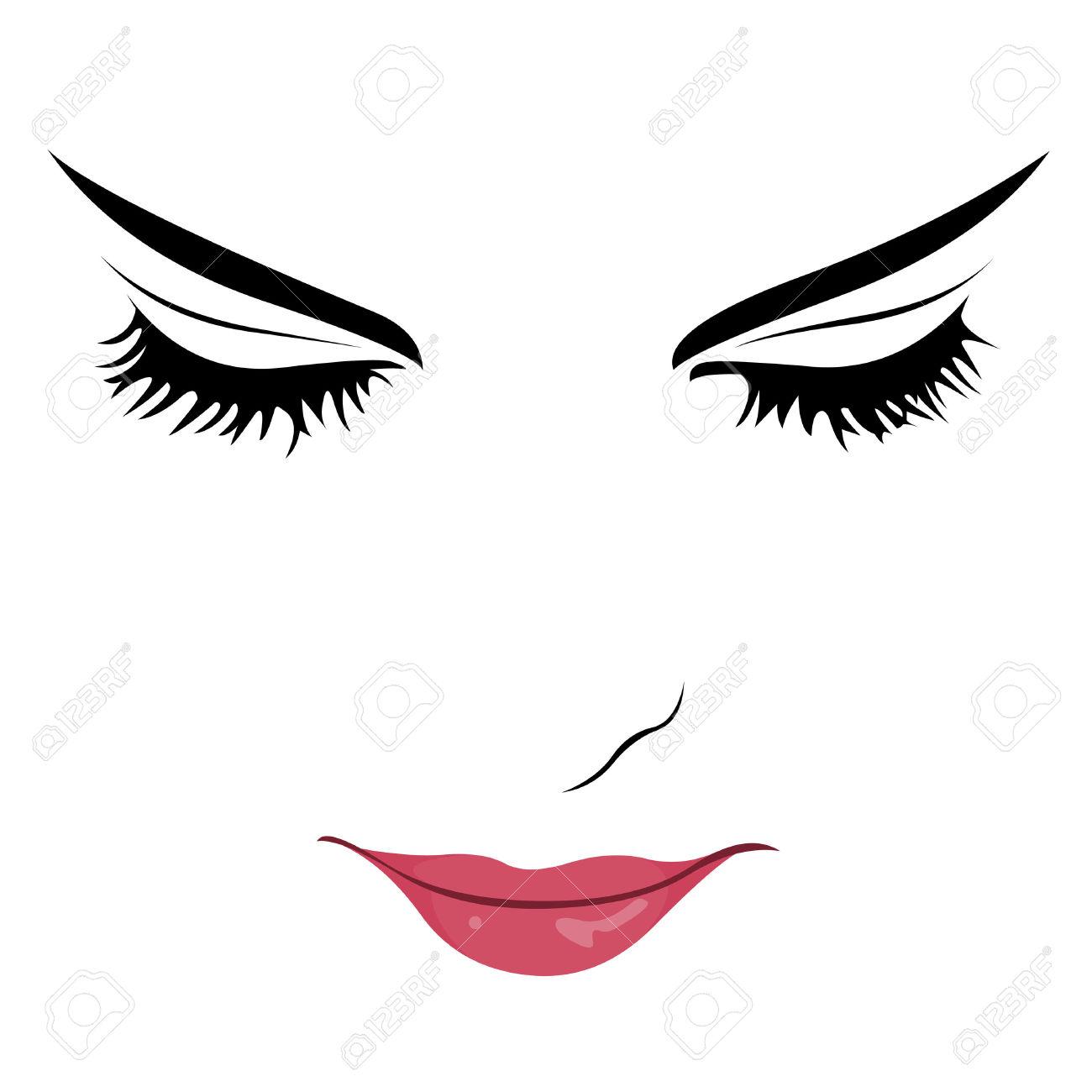 eye makeup clipart - C...